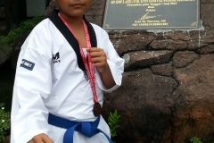 Juara tae kwon do