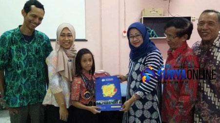 Siswi SD Labschool Unesa Raih 4 Medali Emas dari Kompetisi Internasional